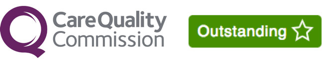 Care Quality Commission: Rated 'outstanding'